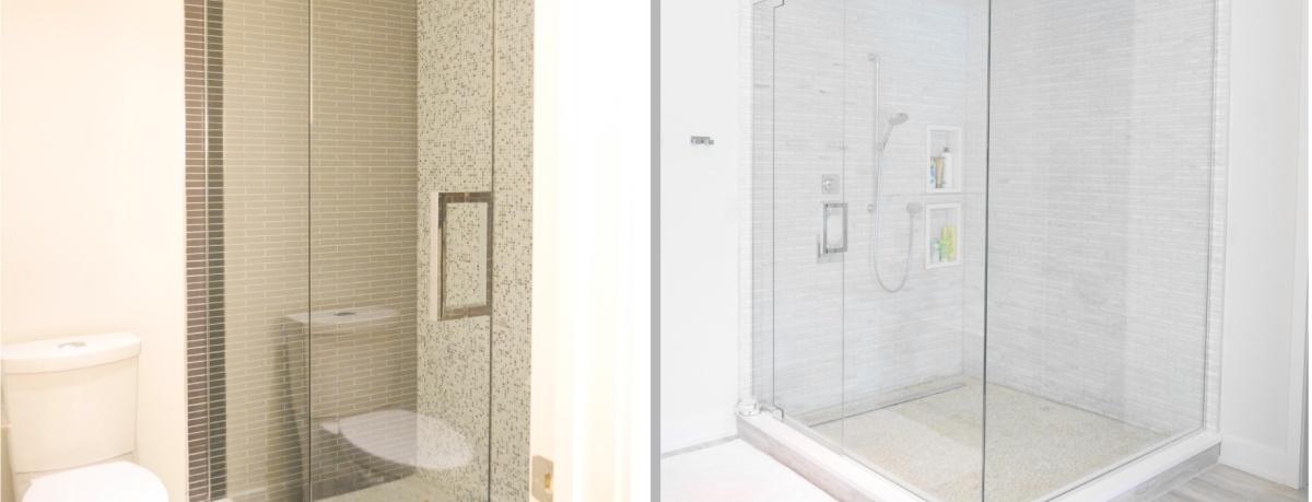 Custom Shower Enclosures | The Glass Shop