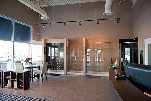 Ottawa's The Glass Shop Showroom