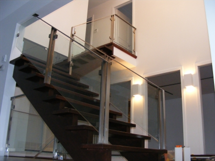 Glass Stair Railings Ottawa